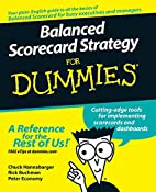 Balanced Scorecard Strategy For Dummies by…