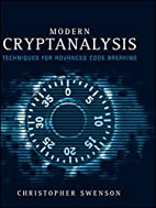 Modern Cryptanalysis: Techniques for…