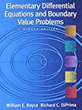 Boyce, William E.: Elementary Differential Equations and Boundary: Value Problems 8th Edition with ODE Architect CD and Elementary Linear Algebra with Applications 9th Edition Set