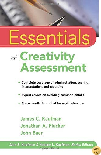 Essentials of Creativity Assessment
