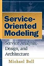 Service-Oriented Modeling (SOA): Service…