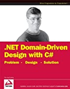 .NET Domain-Driven Design with C#: Problem -…