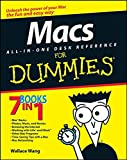 Wang, Wallace: Macs All-in-One Desk Reference For Dummies (For Dummies (Computers))