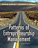 Kaplan: Patterns of Entrepreneurship 3E