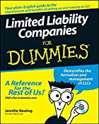 Limited Liability Companies For Dummies (For…