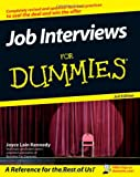 Kennedy: Job Interviews For Dummies