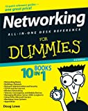 Lowe, Doug: Networking All-in-One Desk Reference For Dummies