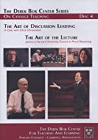 The Art of Discussion Leading and The Art of…