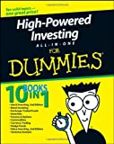 Bouchentouf, Amine: High-Powered Investing All-In-One For Dummies