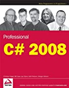 Professional C# 2008 by Christian Nagel