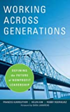 Working Across Generations: Defining the…