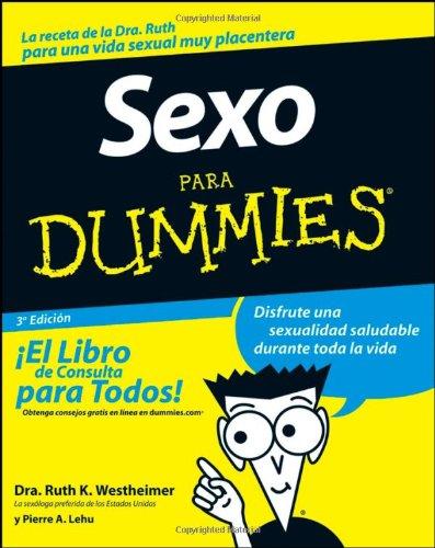sexo-para-dummies-spanish-edition