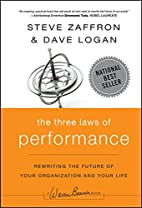 The Three Laws of Performance: Rewriting the…