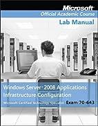 Windows Server 2008 applications…