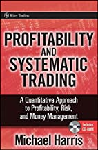 Profitability and Systematic Trading: A…