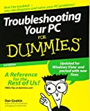 Gookin, Dan: Troubleshooting Your PC for Dummies, 3rd Edition