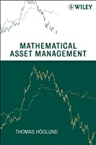 Mathematical asset management by Thomas…
