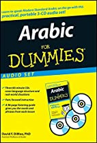Arabic For Dummies Audio Set by David F.…