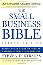 The small business bible : everything you…