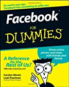 Facebook For Dummies by Carolyn Abram