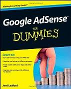 Google AdSense For Dummies by Jerri L.…