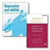 Muller, Keith E.: Regression and ANOVA: An Integrated Approach Using SAS(R) Software + Applied Statistics: Analysis of Variance and Regression, Third Edition Set
