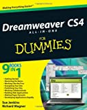 Jenkins, Sue: Dreamweaver CS4 All-in-One For Dummies