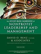 The Jossey-Bass Handbook of Nonprofit…
