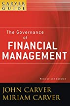 The Governance of Financial Management by…
