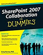 SharePoint 2007 Collaboration For Dummies by…