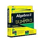 Algebra II for Dummies W/Algebra II Workbook…