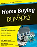 Eric Tyson: Home Buying For Dummies, 4th Edition