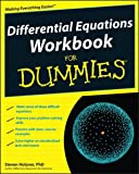 Holzner, Steven: Differential Equations Workbook For Dummies