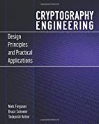 Cryptography Engineering: Design Principles…