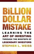 The Billion Dollar Mistake: Learning the Art…