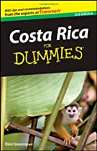 Costa Rica For Dummies by Eliot Greenspan