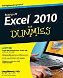Harvey, Greg: Excel 2010 For Dummies