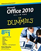 Office 2010 All-in-One For Dummies by Peter…