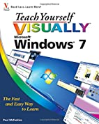Teach Yourself Visually Microsoft Windows 7…