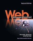 Web Application Architecture: Principles,…
