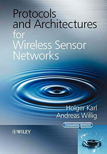 protocols-and-architectures-for-wireless-sensor-networks