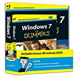 Rathbone, Andy: Windows 7 For Dummies Book + DVD Bundle