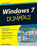 Rathbone, Andy: Windows 7 Para Dummies