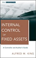Internal Control of Fixed Assets: A…