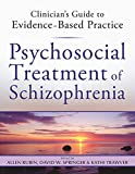 Rubin, Allen: Psychosocial Treatment of Schizophrenia (Clinician's Guide to Evidence-Based Practice Series)