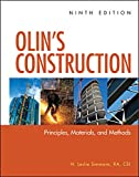 Simmons, H. Leslie: Olin's Construction: Principles, Materials, and Methods