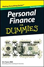 Personal Finance for Dummies ~POCKET EDITION…