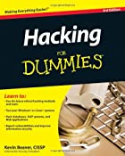 Hacking for Dummies by Kevin Beaver