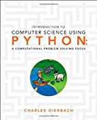Introduction to Computer Science Using…