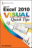 McFedries, Paul: Excel 2010 Visual Quick Tips